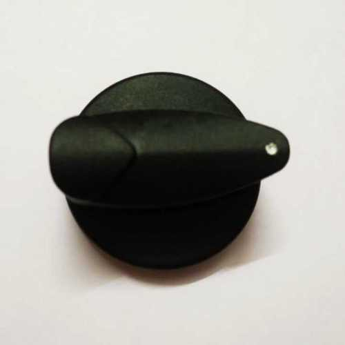 Abs knob mat finish