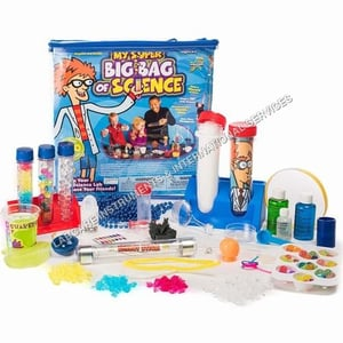 BAG OF SCIENCE KIT FOR KIDS