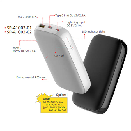 Atom Power 10000mAH