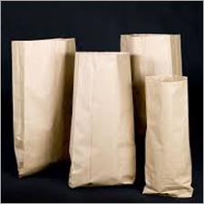Bottom Stitched Multiwall Paper Pouch Bags
