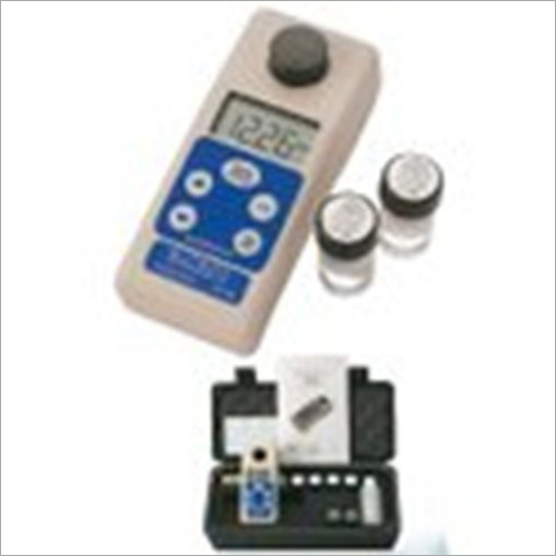 Eutech Portable Turbidity Meter TN100 without calibration standars