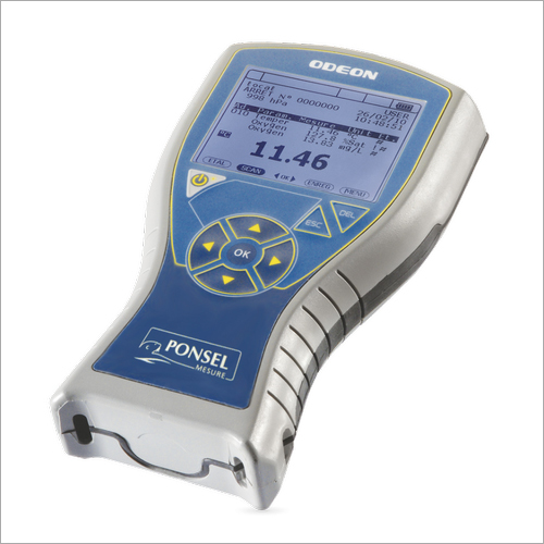 Portable meter Turbidity 3m ODEON 1 input (NC-POR-C-00099)