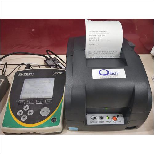 Qtech Printer for Eutech Instrument