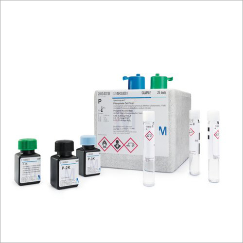 Fluoride Test kit Range 0.10 to 20
