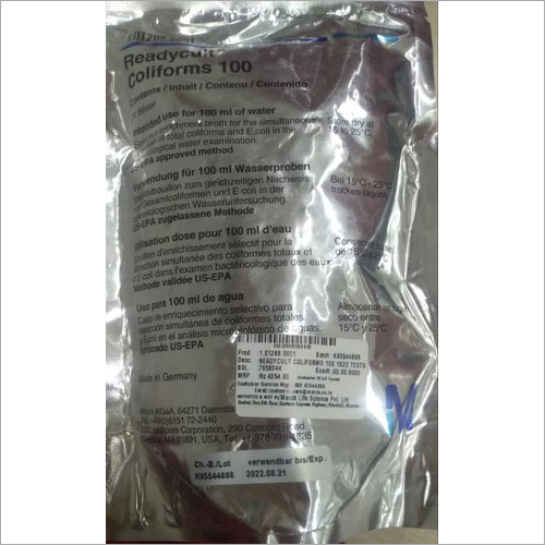 Readycuit Coliforms100
