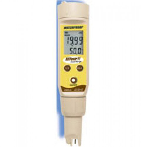 Waterproof Conductivity  TDS  Salinity Pocket Testers ECTEST11PLS
