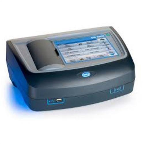 Hach Dr3900 Spectrophotometer for Water Analysis