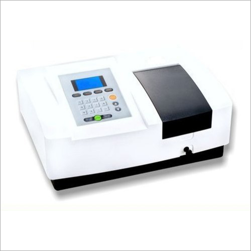 Qtech Quv24 Uv Vis Single Beam Spectrophotometer