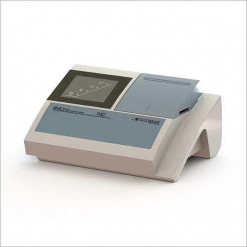 Spectrophotometer UV Visible Single Beam 4 Nm Uviline Connect 940