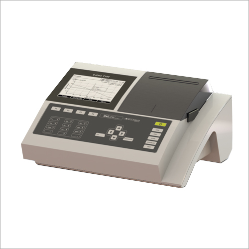 Visible and Uv-visible 9600 Spectrophotometer