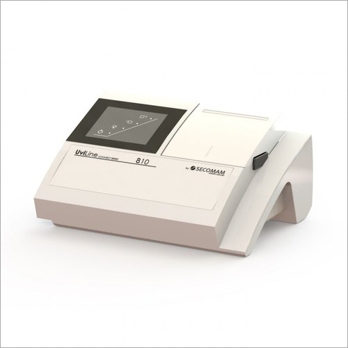 Spectrophotometer Visible Simple Beam 6 nm UVILINE CONNECT 810