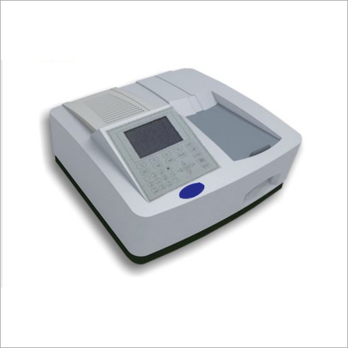 UV-Vis Double Beam Spectrophotometer