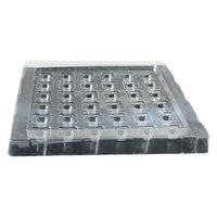 36 Cavities Plastic Chocolate Packaging Tray