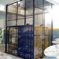 VRC structure goods lift