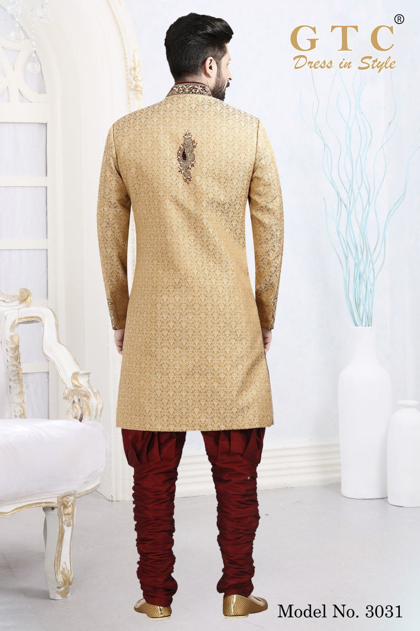 3031 Designer Sherwani