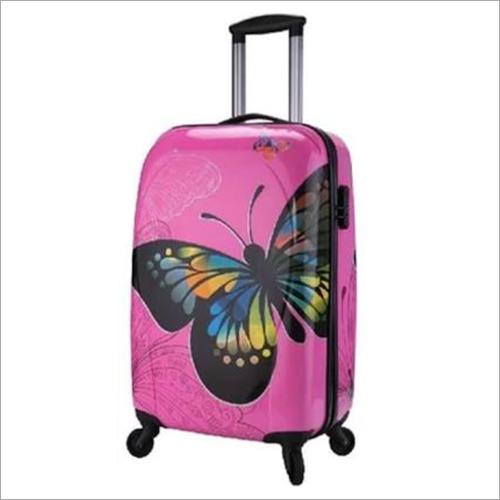 Printed Hard Luggage