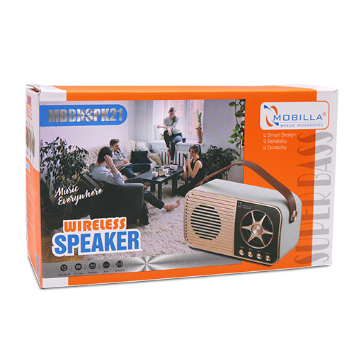 Wireless Speaker 21
