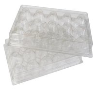 Clear Plastic Egg Tray