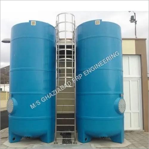 PP FRP Chemical storage tank