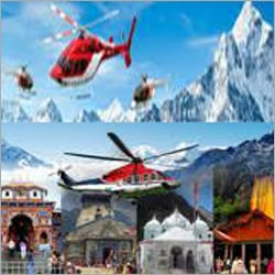 Chardham Yatra By Helicopter