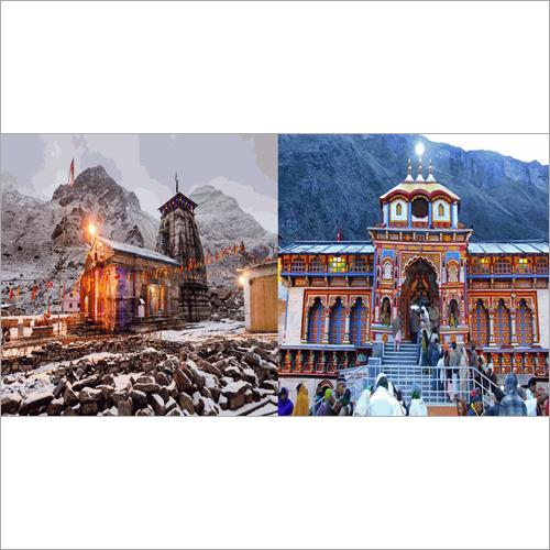 Shri Kedarnath & Shri Badrinath Do Dham Yatra