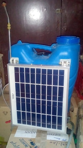 Solar Battery Sprayer