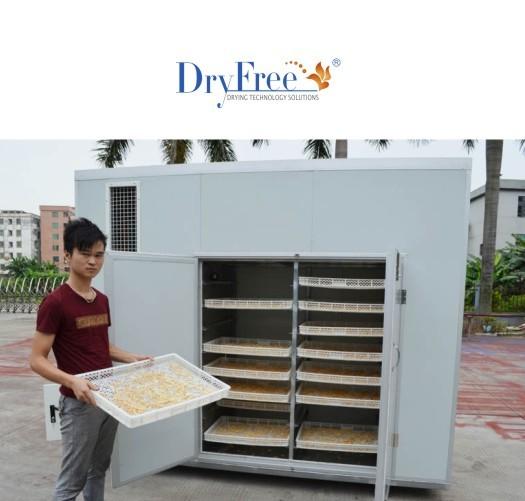 High efficiency oil cake dryer machine