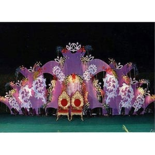 Grand Wedding Hall Decoration Service