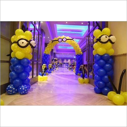 Balloon Theme Decoration