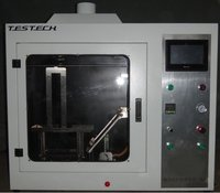 Bss 7230 Flammabillity Test Machine