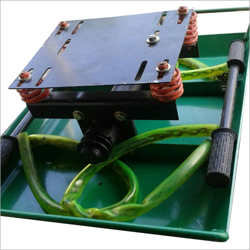 Manual Concrete Vibrator Plate