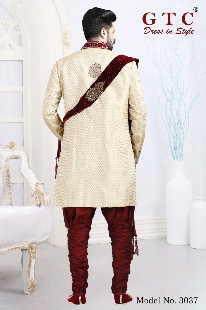 3037 Designer Sherwani