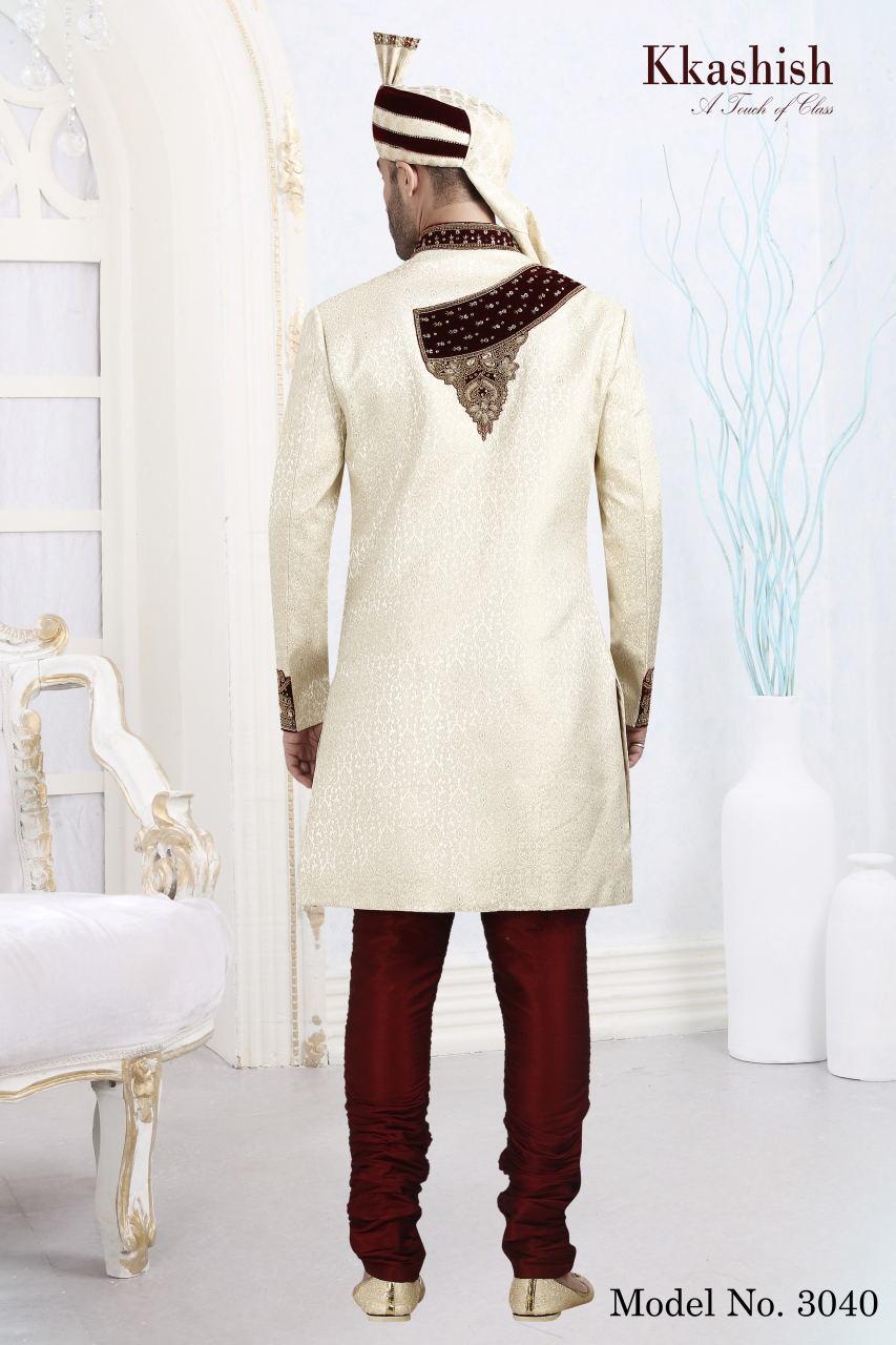 3040 Designer Sherwani