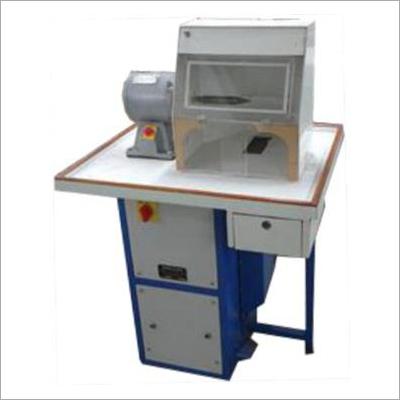 Single Polishing Machine For Gold Silver