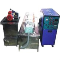 M.I.G. Wire Jewel Cleaning Machine With Jet Spray
