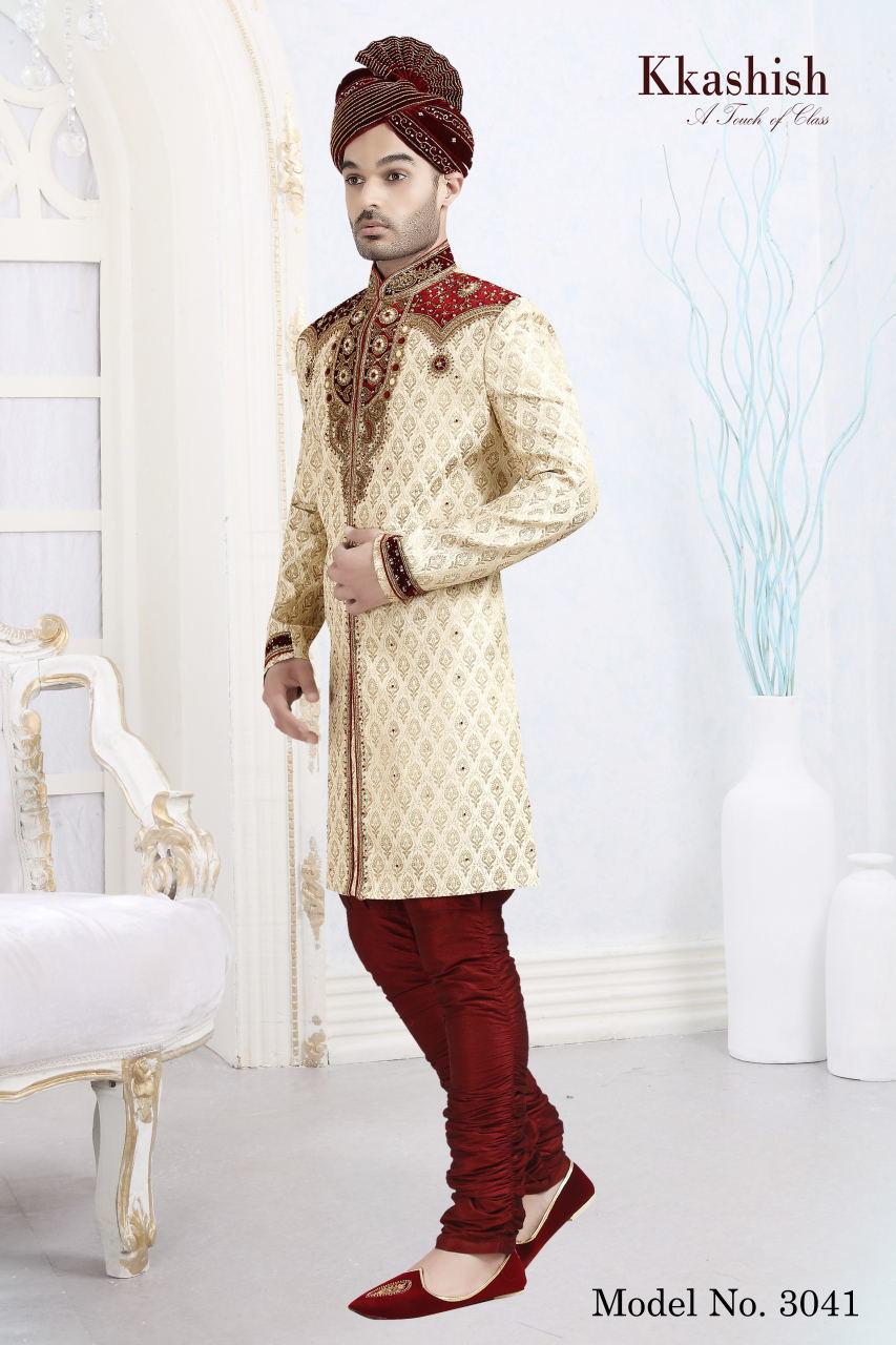 3041 Designer Sherwani