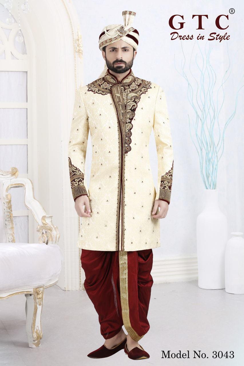 3043 Designer Sherwani