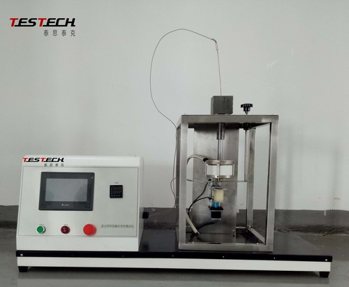 Protective Clothing Contact Heat Transmission Test Machine, ISO12127