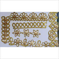 Embroidery Fashionable Lace