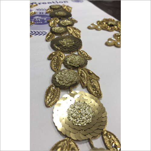 Embroidery Designer Lace