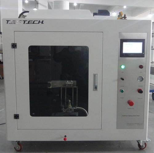 Textile Fire Test Machine