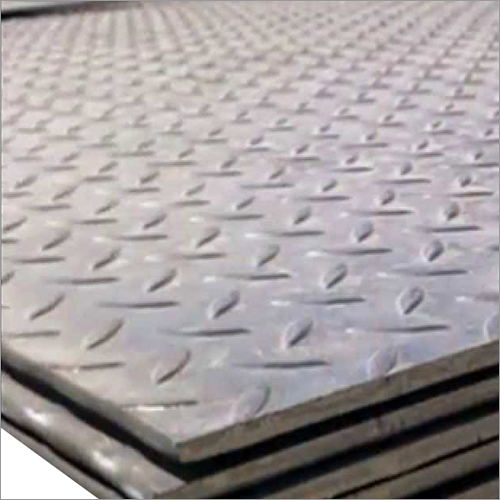 Industrial MS Chequered Plate