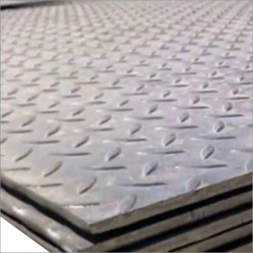 Industrial Mild Steel Chequered Plate