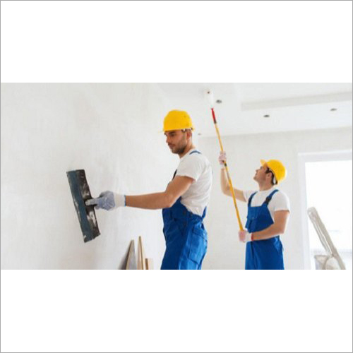 Residential Building Painting Services
