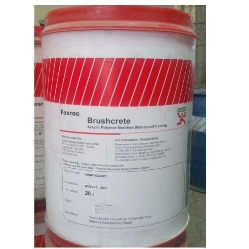 Fosroc Brushcrete Waterproofing Chemical