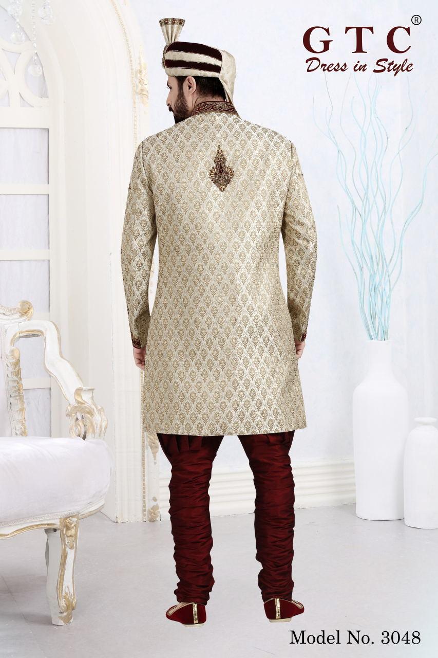 3048 Designer Sherwani