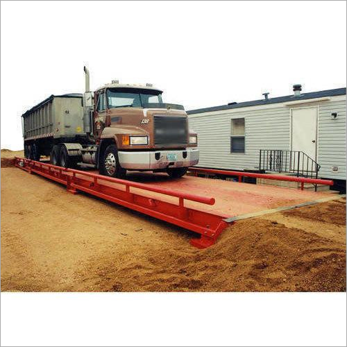 RCC Pit Type Weighbridge