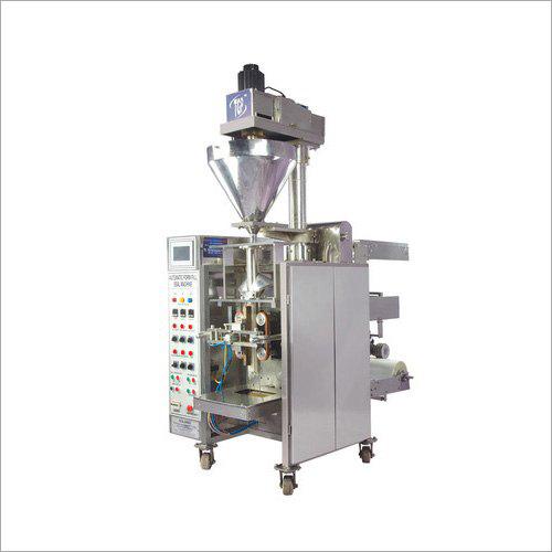 Auger Base FFS Filling Machine