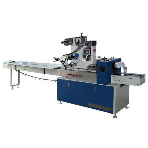 Flow Wrap Packaging Machine