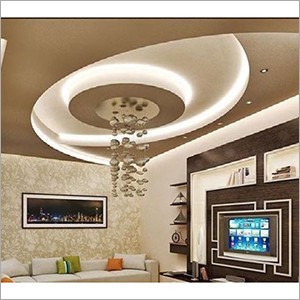 Living Room PVC Ceiling Panel